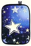 emartbuy Sterne Wasserabweisendes Neopren Weicher Reißverschluss-Kasten/Abdeckung/Schutzhülle Passend für Sony VAIO Duo 13 Convertible Ultrabook (13-14 Zoll Laptop/Notebook)