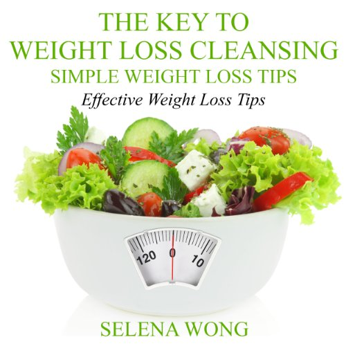 The Key to Weight-Loss Cleansing audiobook cover art
