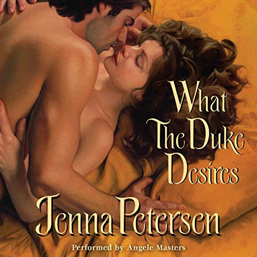 What the Duke Desires cover art