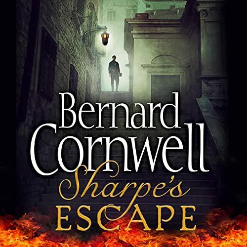 Sharpe's Escape: The Bussaco Campaign, 1810 cover art