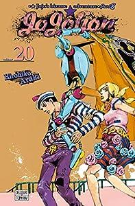 Jojolion - Jojo's Bizarre Adventure Saison 8 Edition simple Tome 20