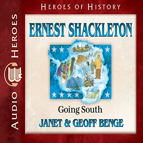 Ernest Shackleton: Going South cover art