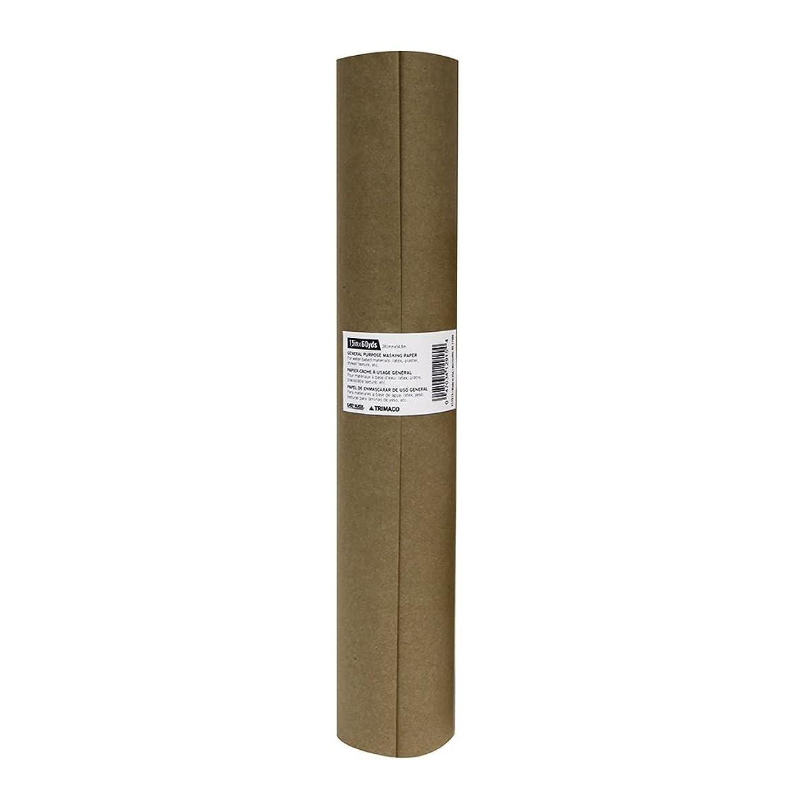 15-inch x 180-feet Brown General Purpose Masking Paper