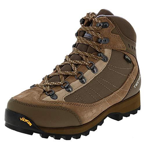 Tecnica - Makalu iv GTX Beige Lady - Chaussures Marche randonnées - Marron - Taille 38.5