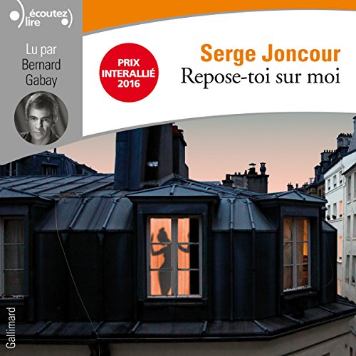Repose-toi sur moi audiobook cover art
