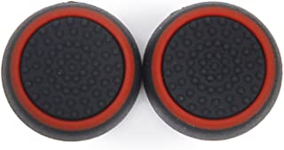 MagiDeal Pair Game Joystick Thumbstick Caps Cover for Sony PS4 Controller