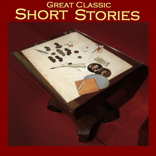 Great Classic Short Stories audiobook cover art