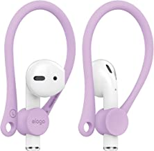 elago Upgraded AirPods Ear Hook Designed for Apple Airpods 1 & 2 and AirPods Pro [ Lavender ]