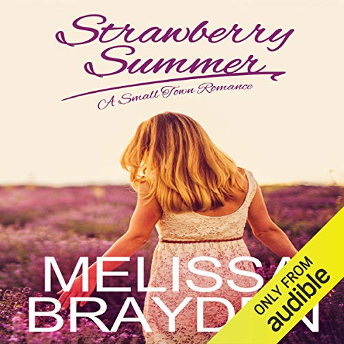 Strawberry Summer audiobook cover art