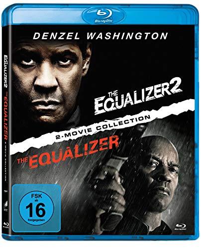 Equalizer 1 + 2 [Blu-ray]