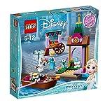 LEGO Disney Frozen - Avventura al mercato di Elsa