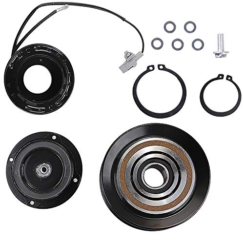 AC Compressor Clutch Assy for Toyota Corolla Matrix 1.8L 2003-2008 Air Conditioning Repair Kit Plate Pulley Bearing Coil