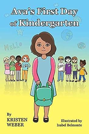 Ava's First Day of Kindergarten