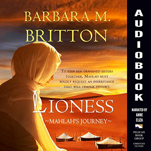 Lioness: Mahlah's Journey audiobook cover art
