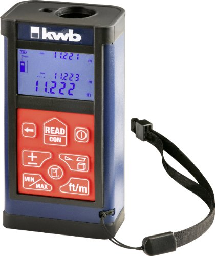 Preisvergleich Produktbild Kwb Laser-Entfernungsmesser Professional LD 50,  064100