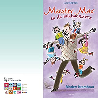 Meester Max en de minimonsters Titelbild