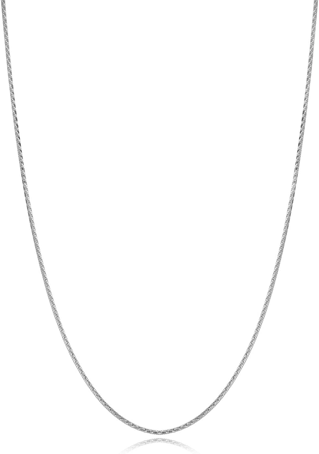 HAESOOL Sterling Silver Simple Chains NE005 Girls W Necklace for 67% OFF At the price of surprise of fixed price