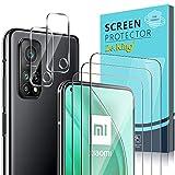 [3+3 Pack] Zeking Designed for Xiaomi Mi 10T...