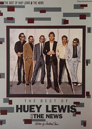 The Best of Huey Lewis and the News (PIANO/VOCAL PERSONALITY FOLIO)
