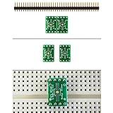 Schmartboard SchmartBoard|ez 0.5mm Pitch 8 Pin DFN to DIP adapter