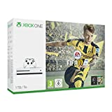 Xbox One - Konsole Slim White 1TB + FIFA 17 (Bundle)