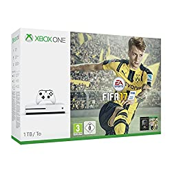 Xbox One S 1TB console bundle incl. FIFA 17