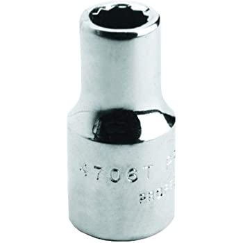 STANLEY 1//2 in Drive 32 mm  12 POINT SOCKET OLD STOCK