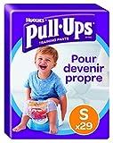 Huggies Pull-Ups Mutandine di Apprendimento per Bambino, Taglia S (8-15 kg), 29 Pezzi