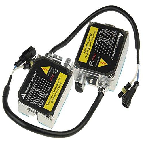 PolarLander 35W H7 AC HID Xenon Ballast pour voiture Xenon HID Ampoules Light Kit H1 H3 H4 H8 H9 H10 H11 H13 9005 9006 9007