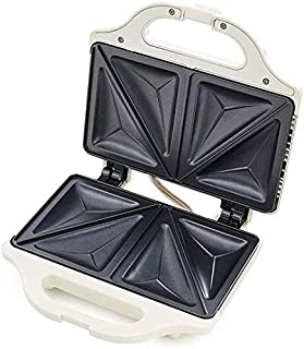Appareils à sandwich et presses à panini Machine à Sandwich, Double-Sided Chauffage Ménage Toast Pain Multi-Function Fryin...