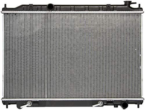 04 nissan quest radiator - 1