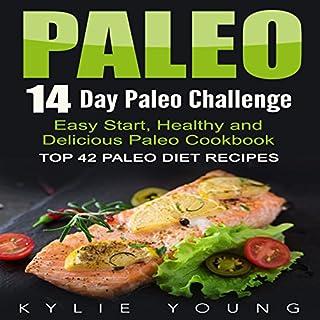 Paleo: 14-Day Paleo Challenge audiobook cover art