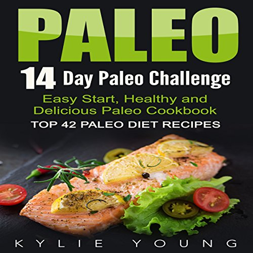 Paleo: 14-Day Paleo Challenge audiobook cover art