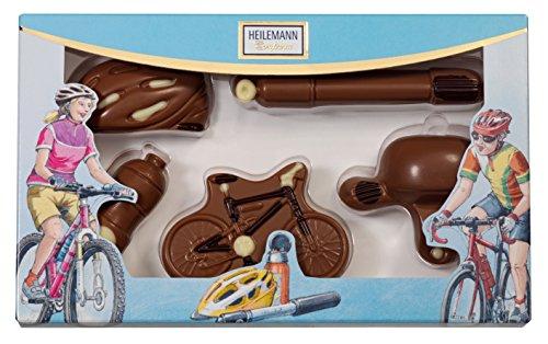 Heilemann Themenpackung Fahrrad Edelvollmilch