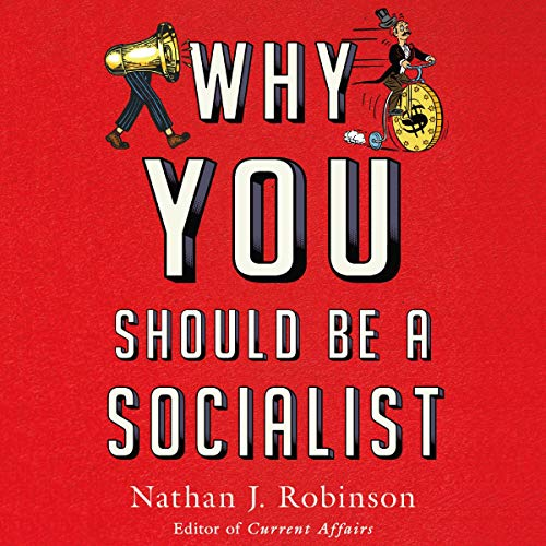 Why You Should Be a Socialist audiobook cover art