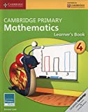 Cambridge Primary Mathematics Stage 4 Learner's Book (Cambridge Primary Maths)