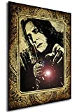 Instabuy Posters - Vintage Portrait - Severus Snape (Poster
