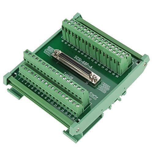 Broco Terminal Module SCSI68 68 Pin DB stekkertype bus breakout board
