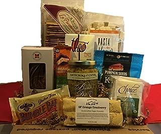 Best vegan and gluten free gift baskets Reviews