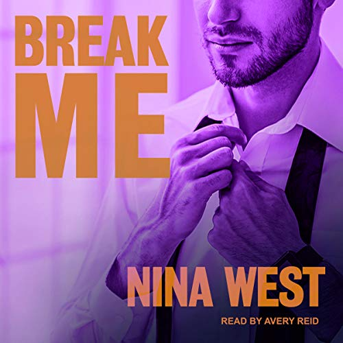 Break Me audiobook cover art