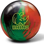 Brunswick Rhino Bowling Ball Review 3