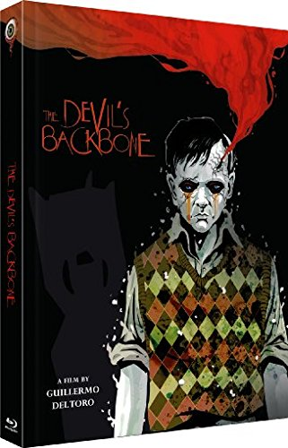 The Devil's Backbone - 3-Disc Limited Collector's Edition Nr. 15 (Blu-ray + DVD + Bonus-DVD) - Limitiertes Mediabook auf 777 St