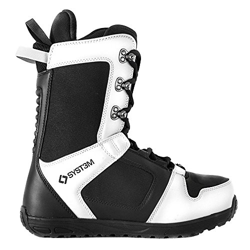 System APX Men's Snowboard Boots (10)