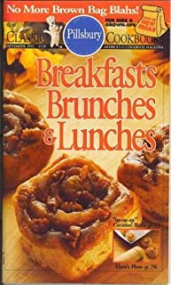 Pillsbury Classic #139: Breakfasts, Brunches & Lunches
