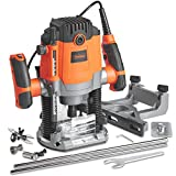 "VonHaus 1600W Router Tool With 1/2"" and 1/4"" Collet –..."