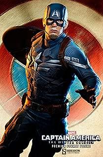 Sideshow Marvel Captain America The Winter Soldier Premium Format Figure Statue
