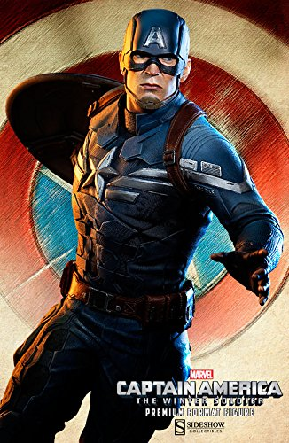 Sideshow Marvel Captain America The Winter Soldier Premium Format Figure Statue