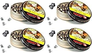 comprar comparacion Outletdelocio. 4 latas de 250 perdigones Gamo Magnum de Copa-Punta 5,5mm. Modelo 320225