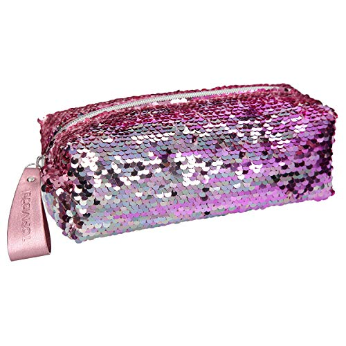 TOP MODEL TOPModel bolso de belleza con lentejuelas reversibles rosa (0010480), color (DEPESCHE 1) , color/modelo surtido