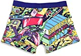 Funny Boxer Briefs - Novelty Boxers, Humorous Underwear, Gag Gifts for Men (Gamers Don't Lag, Small)